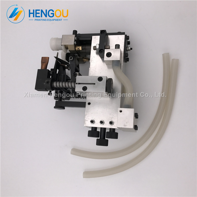 Shanghai Feeder head of folding machine Martini folding machine feeder head assembly yamaha pneumatic cl 16mm feeder kw1 m3200 10x feeder for smt chip mounter pick and place machine spare parts