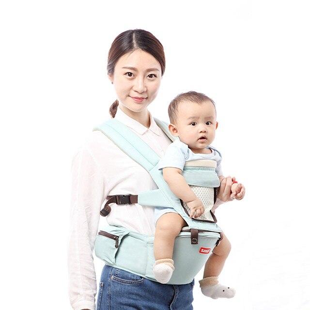 Meilleur Vente Doux Bébé Ceinture Sac À Dos Respirant Bébé Siège - Sac a dos porte bebe