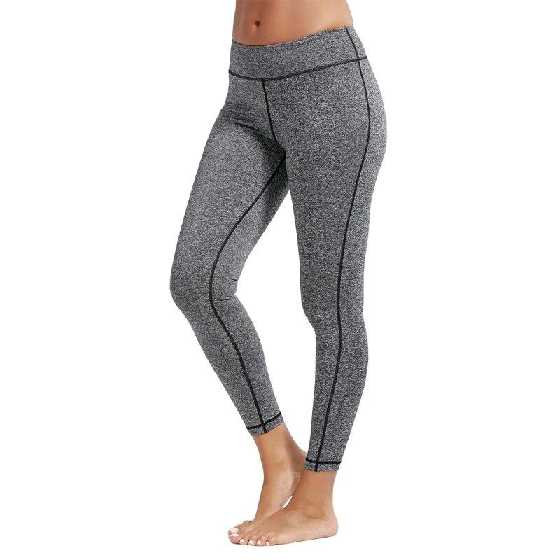 Women Yoga pants Tights Sport Wear Pants Running Clothing  Female Sports Fitness
