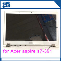 Genuine original 13.3''FOR Acer Aspire S7 391 LCD Screen Complete Assembly 1920*1080