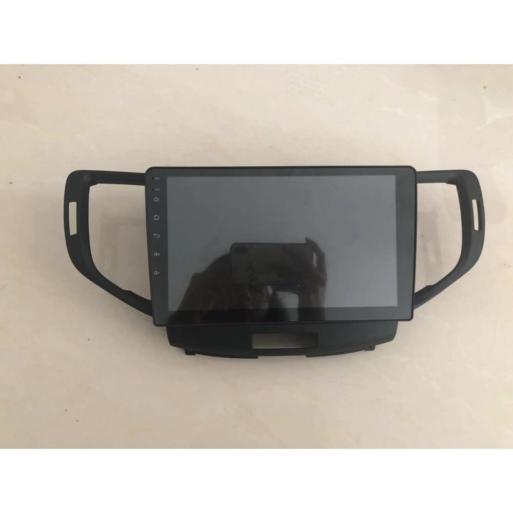Chogath восемь ядер Автомобильный мультимедийный плеер android 8,0 автомобиль GPS навигация 2 + 32 г модель для Honda Accord Spirior 2008 2012
