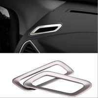 Lane Legend Case For Volvo XC60 2014 2015 2016 Front Air Conditioning Outlet Vent Cover Trim