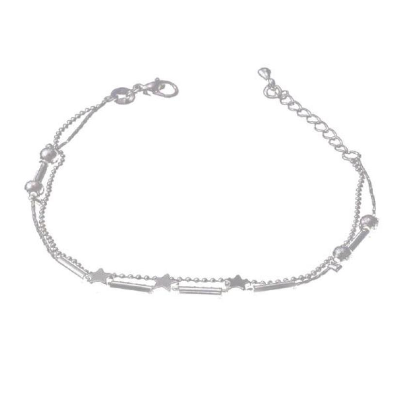 OTOKY Fashionable In Design Little Star Women Chain Ankle Bracelet Barefoot Sandal Beach Foot Jewelry Jul25