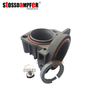 StOSSDaMPFeR Air Suspension Pump Head Cylinder Piston Ring Rubber Valve With For W211 W220 BMW E65 E66 C5 C6 C7 Audi A8 Phaeton