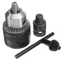1,5-13 мм Сверлильный Патрон сверлильный адаптер 1/2 дюймов измененный ударный ключ для электрических сверл