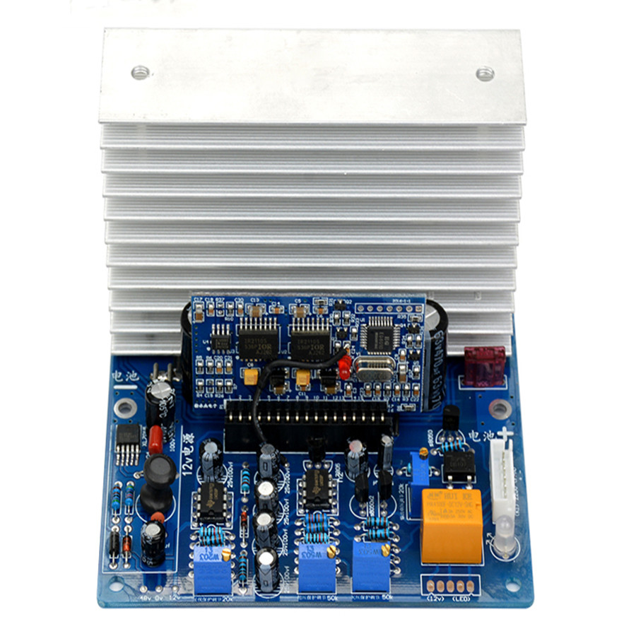 60V 1500W Pure Sine Wave Power Frequency Inverter Board new arrival 220v pure sine wave power frequency inverter board 24v 36v 48v 60v 1500w 2200w 3000w 3500w hot selling
