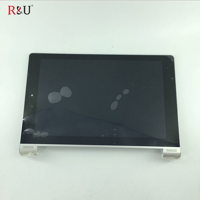 10.1 inch LCD Display Panel Touch Screen glass sensor Digitizer Assembly with frame for Lenovo Yoga 10 B8080 B8080-F B8080-H in stock wisecoco 5 0 inch lcd for blackview bv5000 lcd display screen with touch panel digitizer with tracking number