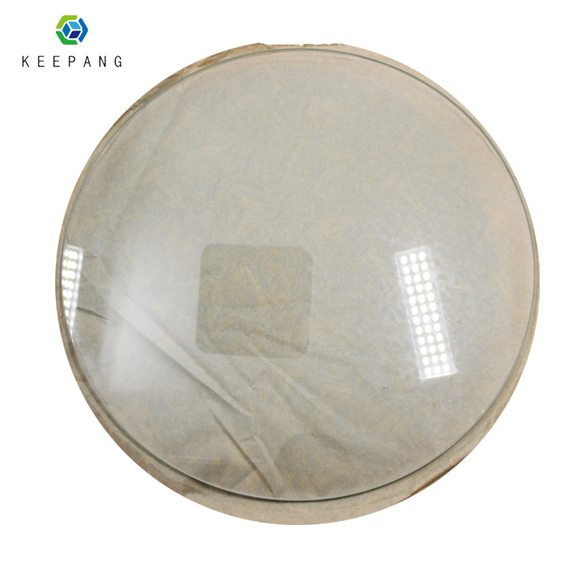 1PC 220mm*3mm 200mm*3mm Glass Plate Heatbed For 3D Printer Round Borosilicate Glass Tempered Heated