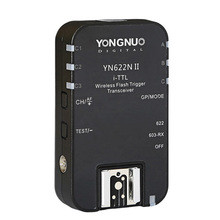1 pièces YONGNUO TTL émetteur récepteur i ttl 2.4G sans fil Flash déclencheur YN622N II HSS 1/8000 pour Nikon DSLR appareil photo Speedlite SB910 SB900