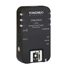 1pcs YONGNUO TTL Transceiver i TTL 2.4G Wireless Flash Trigger YN622N II HSS 1/8000  For Nikon DSLR Camera Speedlite SB910 SB900