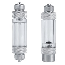 Аквариумный обратный клапан типа одинарная/двойная головка регулирующий рассеиватель CO2 регулятор для аквариума CO2 невозвратный инструмент для аквариума