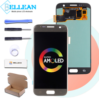 Catteny Free Shipping S7 LCD For Samsung Galaxy G930 Lcd G930L G930S G930F S7 Display Touch Panel Screen Digitizer Assembly