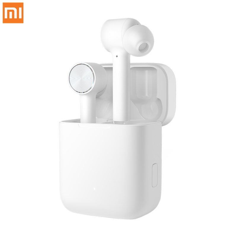 Xiaomi Airdots Bluetooth Earphone Air Sport Earbuds TWS Headset True Wireless Stereo Smart Touch ANC Auto Pause Tap Control