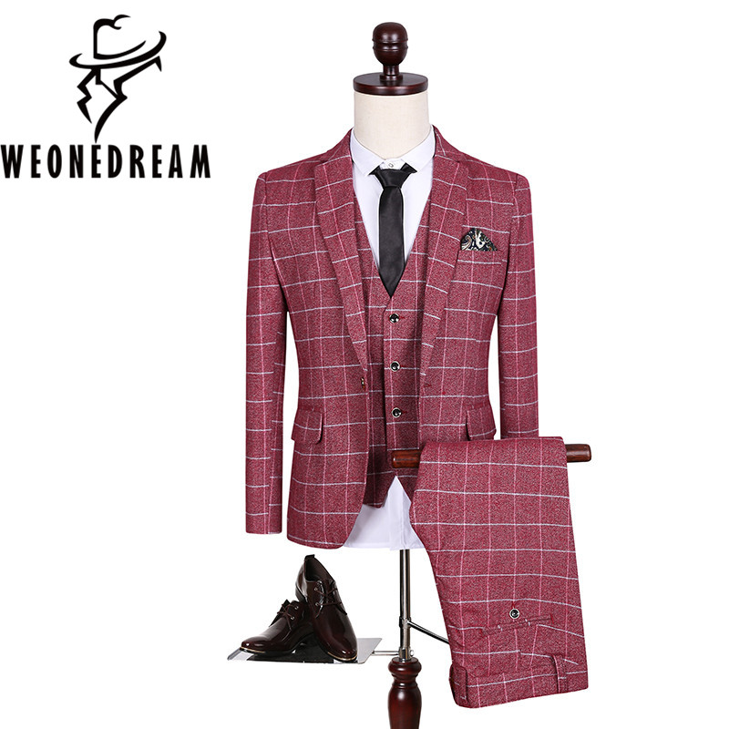 Popular Groom Suits-Buy Cheap Groom Suits lots from China Groom ...