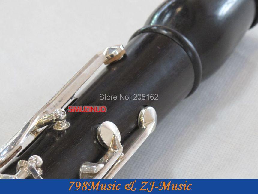 Grenadilla Druri i Zi prej druri-Një klarinetë-NEW AAAAA - Instrumente muzikore - Foto 6