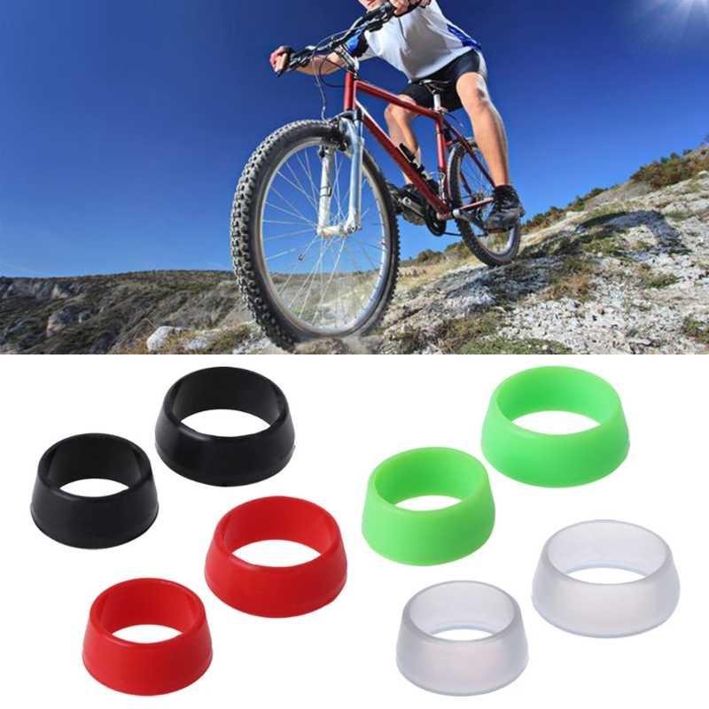 مقعد دراجة آخر غطاء غبار للماء لينة خاتم سيليكون شورت مخصص لركوب الدراجات الهوائيّة الجبلية DNG7