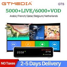 GTmedia GTS Android 6.0 4K Smart TV BOX Amlogic S905D Combo