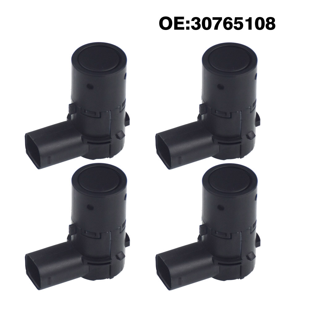 4pcs/lot PDC Parking Sensor For Volvo S40 S60 S80 C70 V50 V70 V70x XC90 XC70 30668099 30668100 30765408 30765108