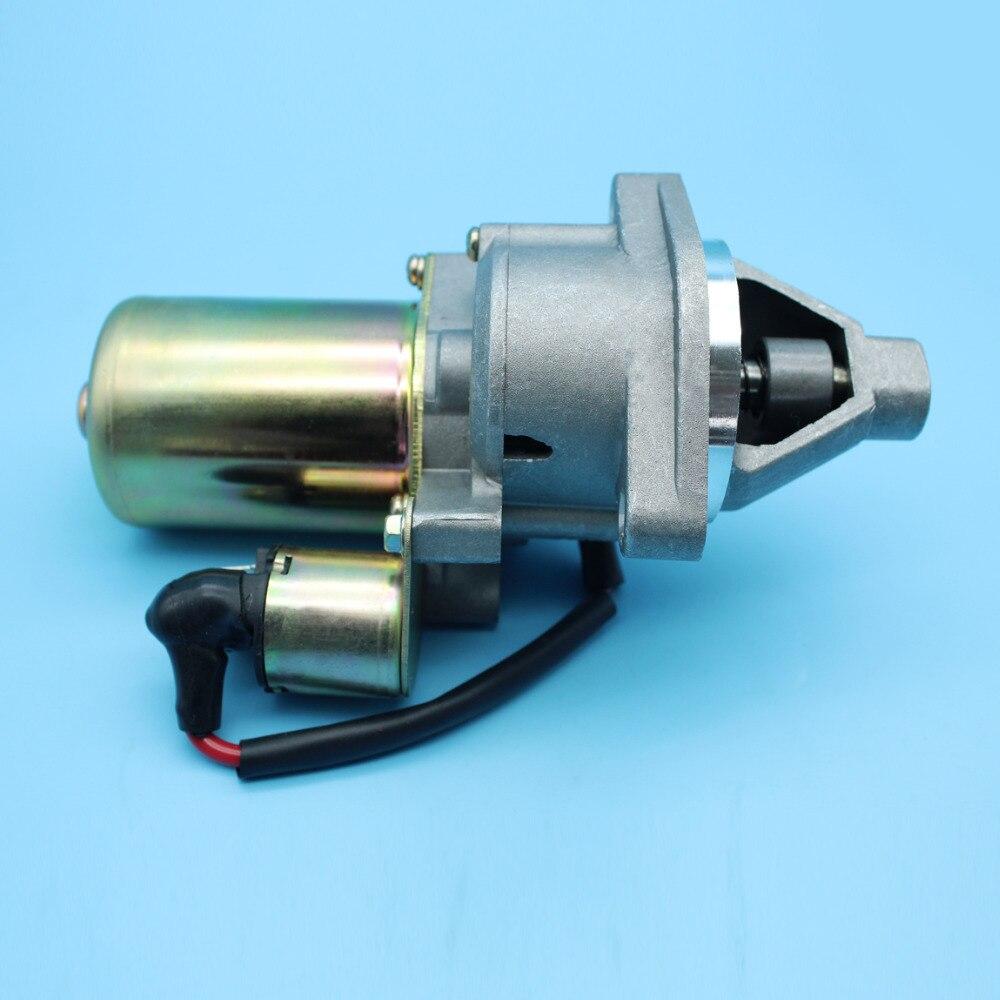 Motor Small Kit Engine Starter  Motor 023 GX340 HONDA 340 ZE3 GX390 13HP For 390 11HP 31210 Solenoid ZE3  013 Assy W 31210 GX