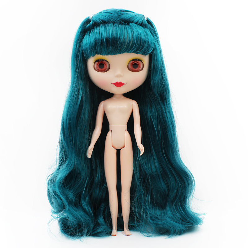 Blyth Doll <font><b>BJD</b></font>, Factory Neo Blyth Doll Nude Customized Dolls Can Changed Makeup and Dress DIY, 1/6 Ball Jointed Dolls Gift Ideas image