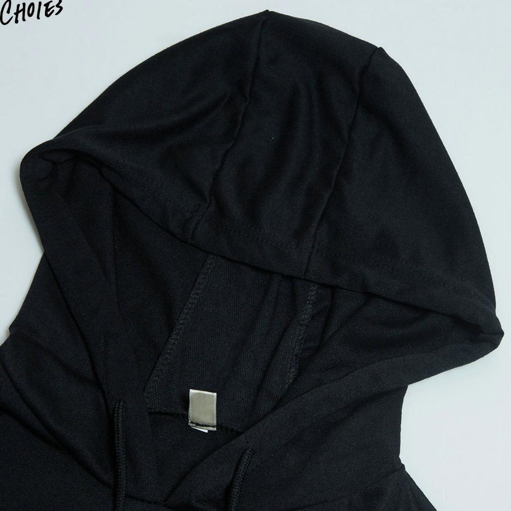 HTB1Dzs5SXXXXXazapXXq6xXFXXXr - 3 Colors Pocket Cropped Women Hoodie PTC 124