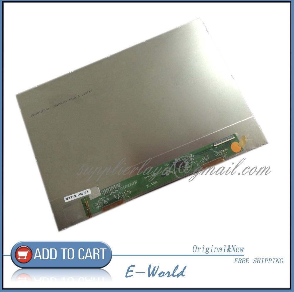 Original and New 10.1inch LCD screen LNN101DP16V5 LNN101DP1GV5 LNN101DP for tablet pc free shipping