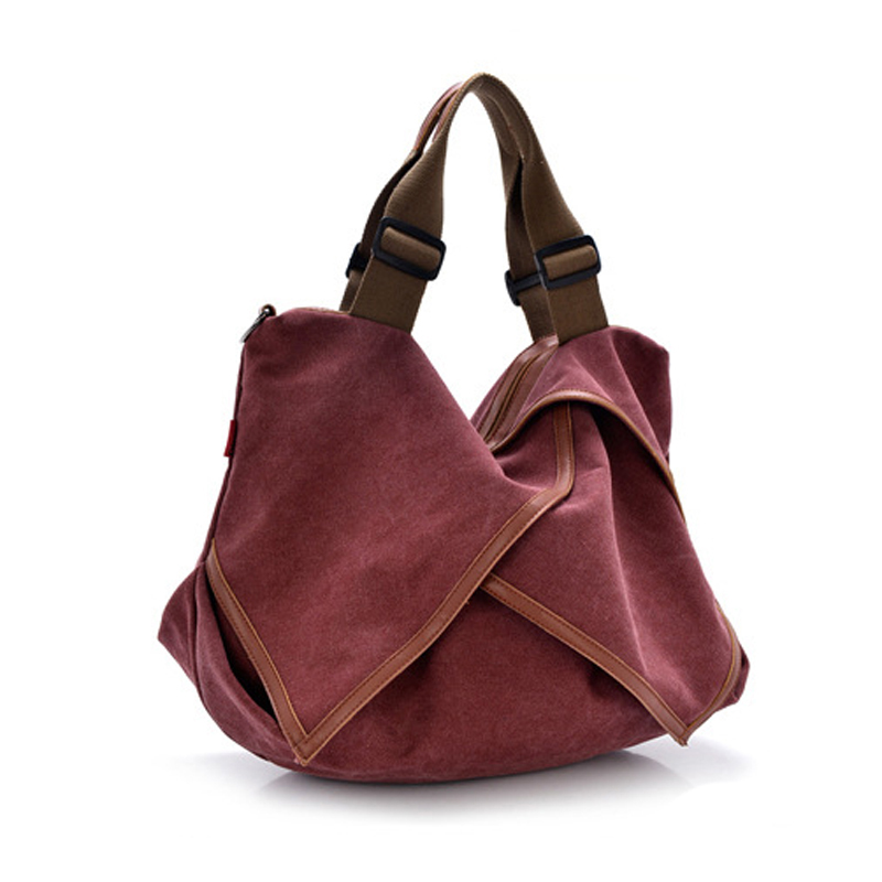 2016 Fashion Korean Version Designer Handbag Diagonal Retro Casual Canvas Cross Body Shoulder Bag Women Messenger Bags Tote Bags men canvas satchel casual cross body handbag messenger shoulder bag