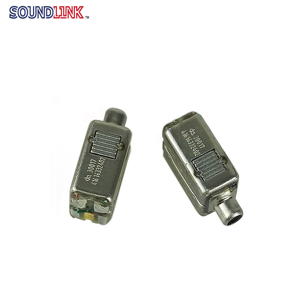 2pcs TWFK-30017 Knowles Balance Armature Driver Speaker Receiver for In ear Monitor 2pcs knowles balance armature gk 31732 driver receiver speaker in ear monitor earphone parts diy iem iron unit