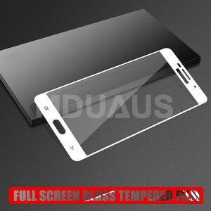 Image 5 - 9D ป้องกันแก้วสำหรับ Samsung Galaxy A3 A5 A7 J3 J5 J7 2016 2017 S7 กระจกนิรภัยหน้าจอ Protector แก้วฟิล์ม