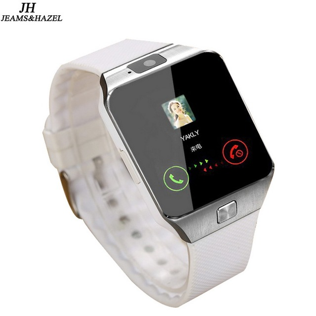 White Smartwatch android 5c649caf6f517