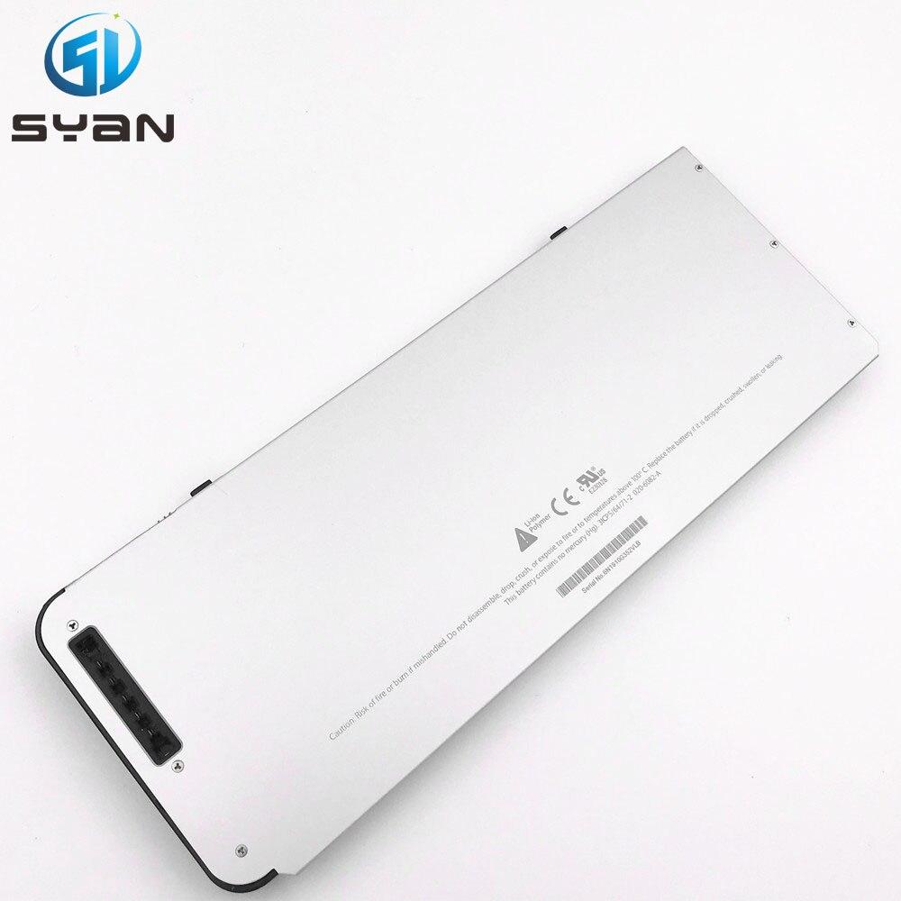 3 PCS A1278 battery for font b Macbook b font Pro 13 3 laptop A1280 Battery