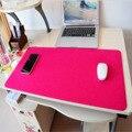 Большой размер 33 см * 67 см Чувствовал Коврик Для Мыши Коврик для Мыши для macbook ноутбук ноутбука, Прочный Стол Коврик Современный Стол Чувствовал Офис дома