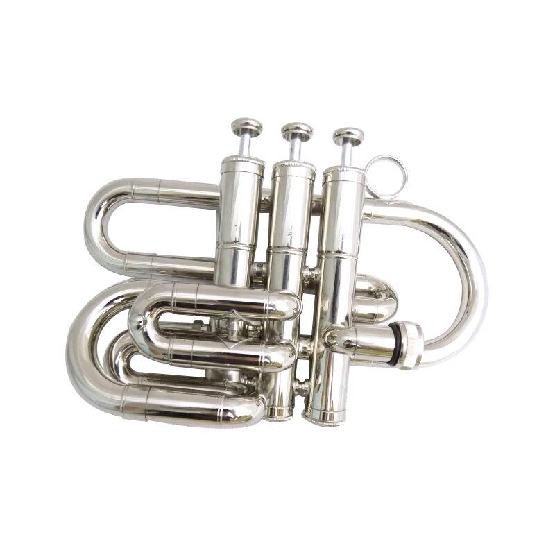 Поршень BB тромбон с Чехол и двойной мундштук желтый латунь Музыкальные инструменты тромбон лак