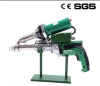 Plastic hand extruder welding gun plastic extrusion welder HDPE pipe welding machine LESITE LST600A