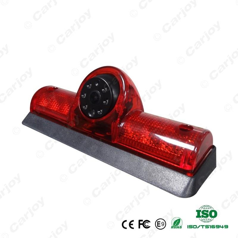 ФОТО Car Brake Light Rear View Camera LED Brake Light IR 6-LED Rear View Camera Parking Camera for RAM Promaster Cargos Van #CA5372