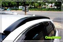Black color Top Roof Rails Rack Luggage Carrier Bars For Mitsubishi ASX / Outlander sport 2013 2014 2015 2016