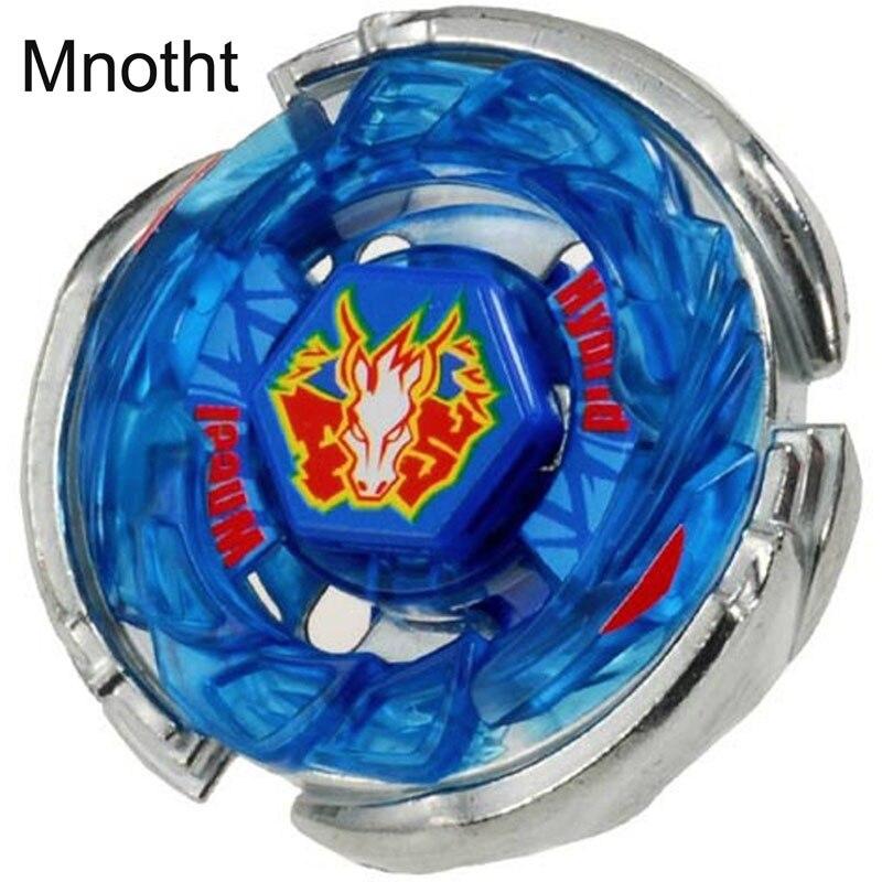 Mnotht Toy Storm Pegasus (Pegasis) BB-28 4D Beyblade aka Spegasis UTAN Lanseringsglas Classic Leksaker Spinning Top Kids Gift