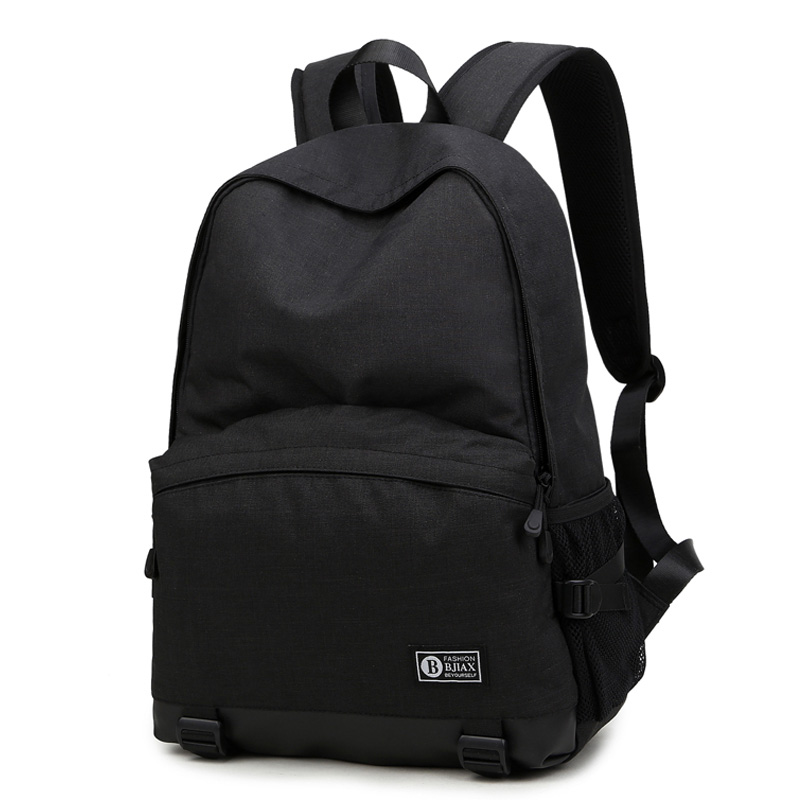 BJIAX Unisex Design Backpack Bags for School Casual Rucksack Daypack font b Oxford b font Canvas
