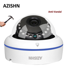 VandalProof Anti-Vandal IP Camera H.264 FULL HD 1080P 2MP onvif HI3518E 15IR Surveillance metal IP66 Outdoor DC12V/48V PoE