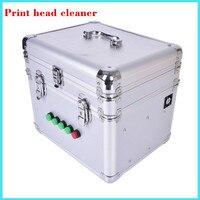 1pcs Ultrasonic print head cleaner ultrasonic cleaning machine march DX5 DX6 DX7 printhead