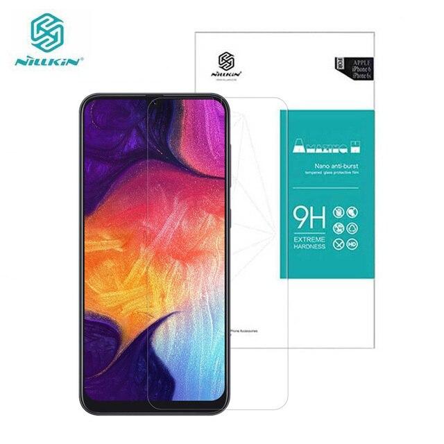 מזג זכוכית עבור Samsung Galaxy A10S A20 A20S A30 A30S A50S A70 Nillkin 0.33MM H מסך מגן עבור סמסונג a50 זכוכית