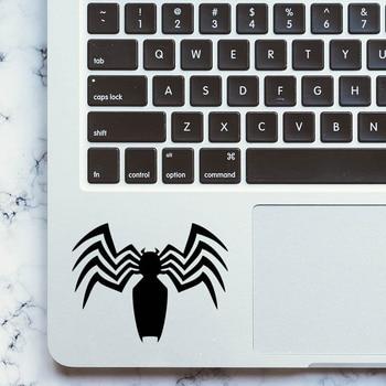 Spider Man Element Vinyl Laptop Sticker Trackpad Decal for Apple MacBook Pro Air Retina 11 12 13 15 inch Mac Book Touchpad Skin