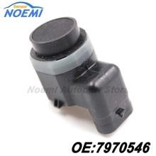 New PDC Sensor 7970546 For BMW E60 LCI E61 LCI X3 E83 LCI Original Reverse Sensor 66207970546