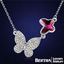 Уникальное очаровательное Стильное женское ожерелье с кристаллами