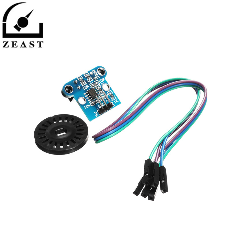 Tools H206 Photoelectric Counter Counting Sensor Module Motor Speed Board Robot Speed Code 6mm Slot Width Pretty And Colorful