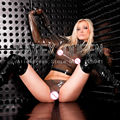 De Goma De Látex sexy conjuntos de Moda Sexy Top Y bragas BDSM