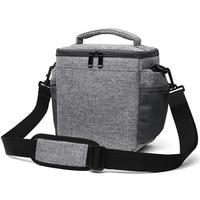Fashion DSLR Camera Bag Case For Olympus OMD EM10 Mark III EPL5 EPL6 FUJIFILM XE3 X E3 X T10 Panasonic GX85 GX80 GH4 GH5