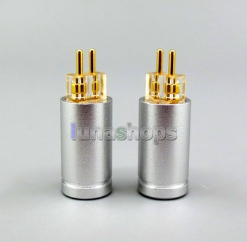 LN006023 LaoG Series- 0.78mm Earphone Pins Plug W4r UM3X UM3RC ue11 ue18 JH13 JH16 ES3 For DIY Custom Cable