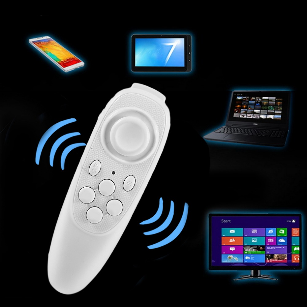 MOCUTE Mini Bluetooth VR Joystick Game Controller Virtual Reality Telecontroller Gamepad for Android for PC Tablet Smartphone TV 7