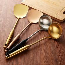 Durable Kitchen Tools Thicken Stainless Steel Ladle Spoon Big Soup Ladle Kitchen Turner Cooking Tools Utensil Tool Kitchenware цена и фото